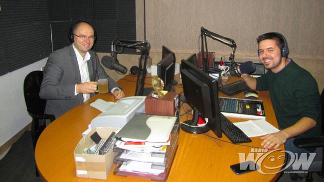 Rádio WOW | Richard Sulík hovorí o Vianociach