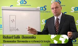 Richard Sulík - Ekonomika krajín