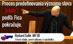 Slovenská politika Richard Sulík