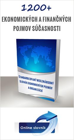 Medzinárodný slovník ekonomických a finančných pojmov