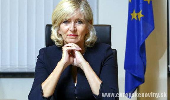 Ombudsmanka EÚ - transparentnosť