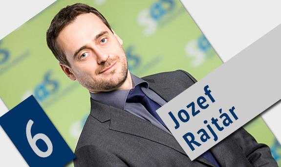 Kandidát na poslanca NR SR - Jozef Rajtár