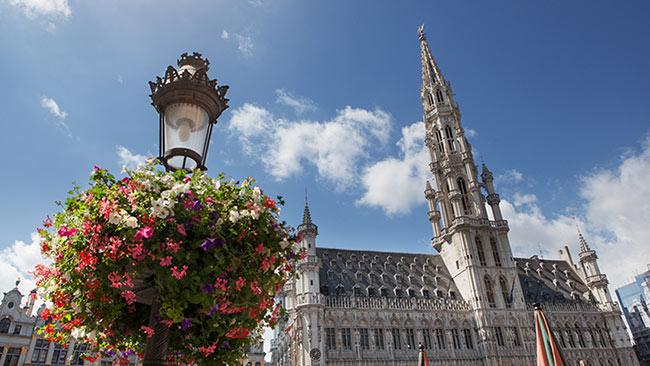 Teroristický útok - Brusel