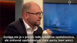 Európa – zmluvné spoločenstvo a Sulík