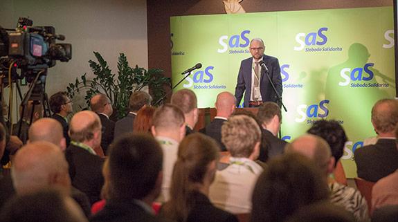 Programová konferencia SaS