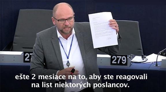 sulik-europarlament-video