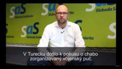Európska únia sa nemôže spoliehať na Turecko | Videokomentár