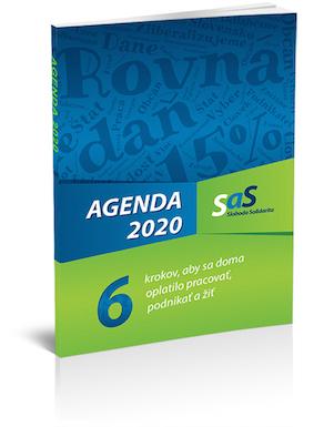 Agenda 2020 - Ekonomický reformný program strany SaS