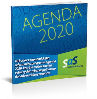 Agenda 2020 - 40 opatrení na zlepšenie podnikateľského prostredia
