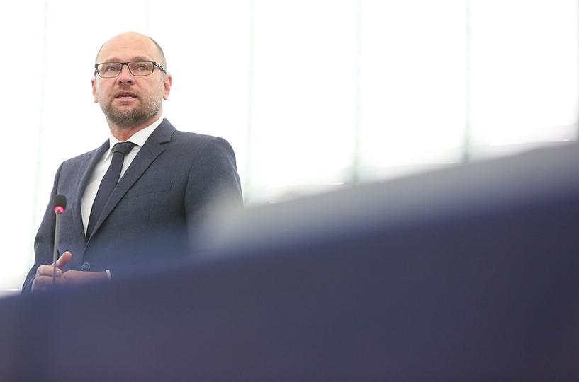 Plenárne zasadnutie, Štrasburg - ochrana spotrebiteľa, Richard Sulík