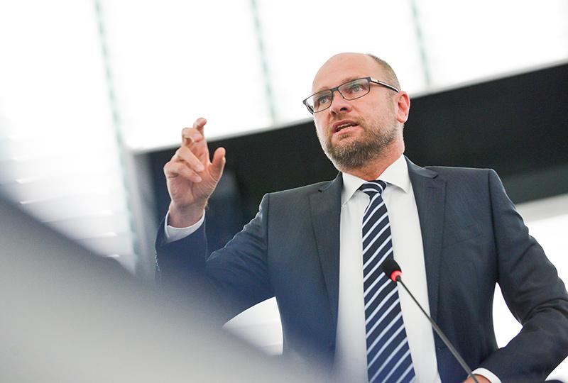 Právomoci a kontrola Európskej centrálnej banky - Richard Sulík - Štrasburg
