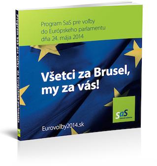 Program SaS pre voľby do Európskeho parlamentu 2014