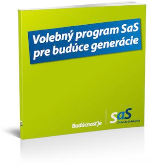 Volebný program SaS pre budúce generácie 2012