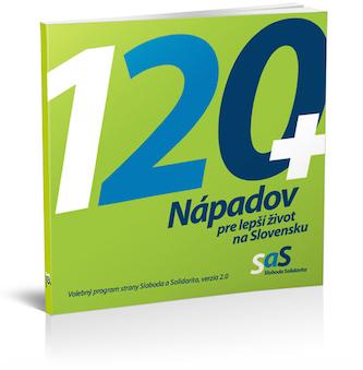 Program SaS 2010 - 120 nápadov pre lepší život na Slovensku