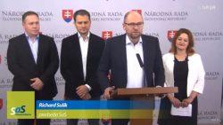 Dohoda o opozičnej rade – Keď SaS a OĽaNO robia čestnú politiku