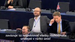 Ak Európska únia rozhodne, vôľu občanov treba ignorovať! | Europarlament