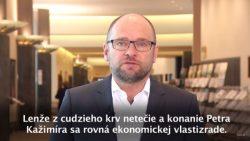 Pôžička Grécku – Minister financií SR Peter Kažimír sa dopúšťa ekonomickej vlastizrady | Videokomentár