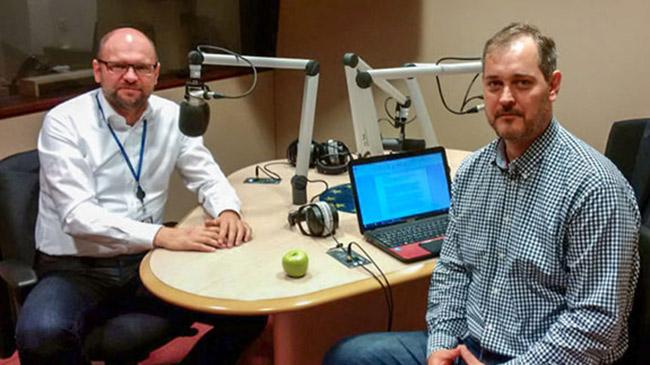 Nový predseda SaS – Sulík, rádio Expres