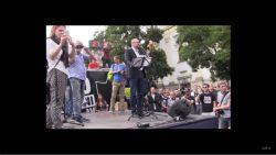 Protest opozičných strán | Richard Sulík: Smer stratil svojho korunného princa