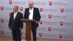 Mimoriadny kongres strany Sloboda a Solidarita | Jozef Mihál sa vzdáva kandidatúry na predsedu SaS