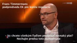 Richard Sulík v ORF 2 | Pozrite sa, ako vyzerá socializmus EÚ v praxi