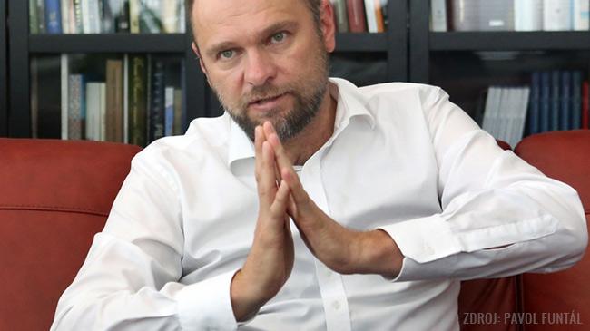 Richard Sulík - Úbohý život