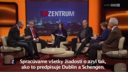 Utečenecká kríza – Viedeň | Talkshow Im Zentrum – ORF