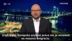 Utečenecká politika EÚ – Interview pre nemecký Morgen Magazin / ZDF