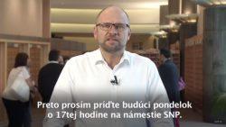 Výzva Richarda Sulíka: Na Slovensku si musíme slušnosť vybojovať