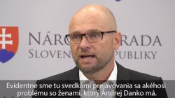Andrej Danko nesiaha dámam zSaS ani len po členky