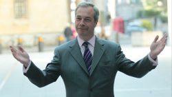Farage zdúchol ako gáfor