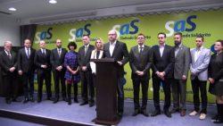 Kandidátka SaS 2016 – Richard Sulík predstavil prvých 30 kandidátov SaS do parlamentných volieb