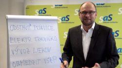 Minister zdravotníctva SR Viliam Čislák je hotová katastrofa | 5 opatrení SaS
