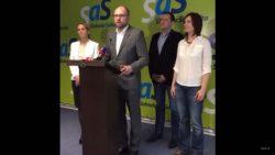 OĽaNO-NOVA v centrále SaS – Rozhodnutie voličov musíme rešpektovať