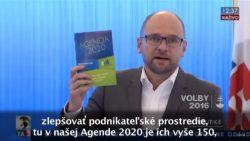 Richard Sulík vo veľkej predvolebnej diskusii na TA3 । Parlamentné voľby 2016