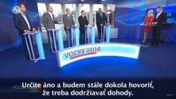 Richard Sulík vo veľkej predvolebnej diskusii na Markíze | Parlamentné voľby 2016