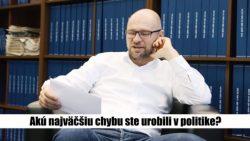 Parlamentné voľby 2016 | Richard Sulík odpovedal v redakcii Plus JEDEN DEŇ na otázky