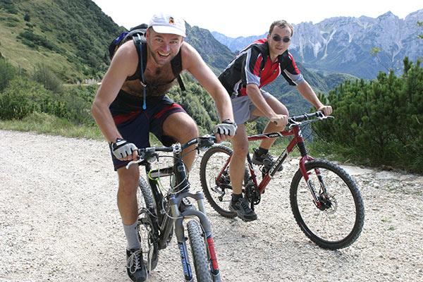 Richard Sulík - bicyklovanie a cestovanie