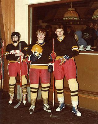 Richard Sulík - hokej