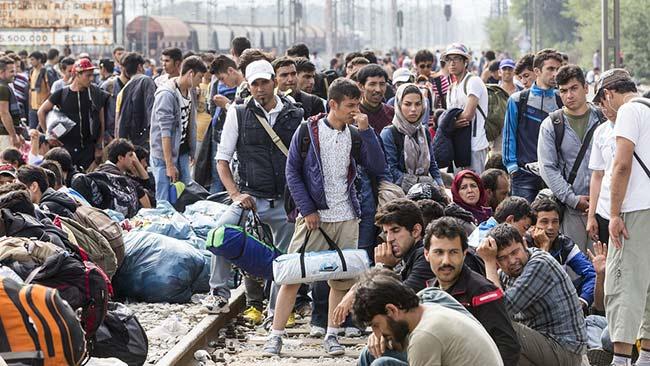Európska únia, migračná kríza a SaS