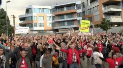 XII. protest proti zlodejom vpolitike – Opozícia je alternatíva