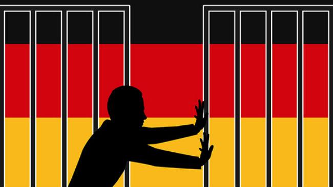Utečenci v Nemecku - konflikt