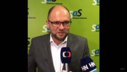 Richard Sulík pre Českú televíziu: Urobíme všetko pre vytvorenie pravicovej vlády | Parlamentné voľby 2016