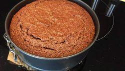 Torta La bomba – lieskovce a 70 % čokoláda