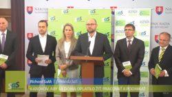Program strany SaS Agenda 2020 – 6 krokov, aby sa na Slovensku opäť oplatilo žiť