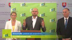 Podkopávaný daňový systém Robertom Ficom a čo vyrieši rovná daň
