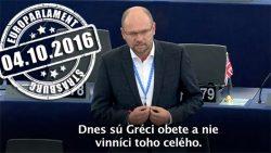 Euro je pre Grécko príliš silné | Európsky parlament