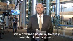 Európska únia prevezme kontrolu nad členským štátmi | Videoblog