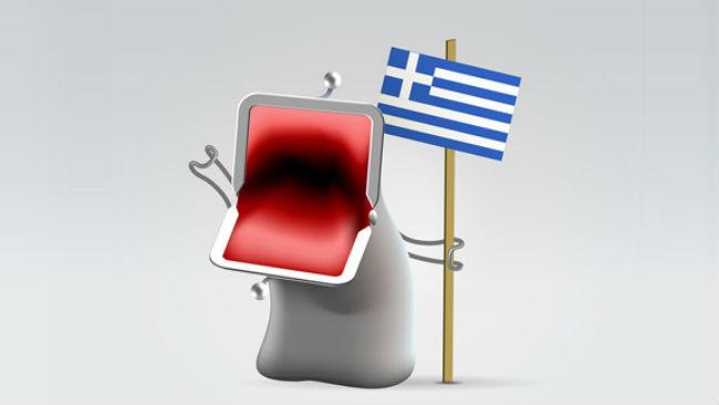 Tretí záchranný balík pre Grécko