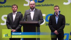 Utečenci na Slovensku – Vláda SR by mala brať riešenia SaS do úvahy